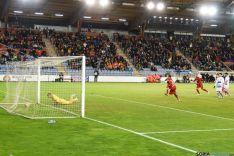Foto 3 - El Numancia gana, con dos goles de Julio Álvarez, al Mallorca