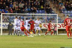 Foto 5 - El Numancia gana, con dos goles de Julio Álvarez, al Mallorca