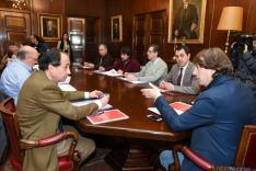 Foto 2 - Numancia 2017 ofrece al rey Felipe VI su presidencia de honor