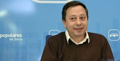 Adolfo Sainz, concejal del PP en el Ayuntamiento de Soria. / SN