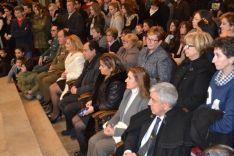 La viceconsejera de la Función Pública en San Leonardo