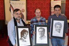 Presentación Premios J.Belmonte de La Barrosa.