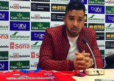 El jugador, este miércoles en Los Pajaritos./CDN