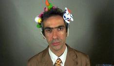 El artista Jordi Teixidó./Ayto.