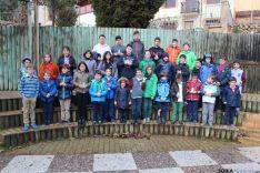 Foto 2 - 40 participantes en el III Torneo Infantil de Ajedrez de Los Rábanos