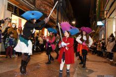 Foto 6 - Mucho 'calor' carnavalero a pesar del frío