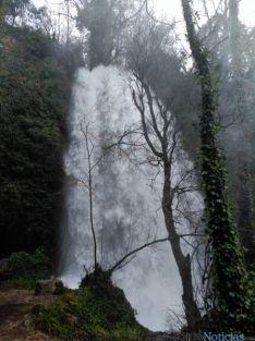 Foto 3 - La cascada de Fuentetoba, de nuevo noticia