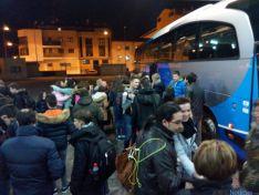 Llegada a Soria