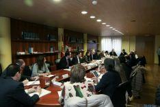 Reunión del grupo de trabajo sobre mancomunidades rurales