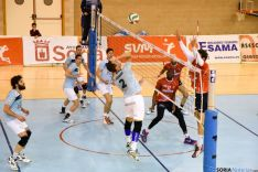 Foto 6 - Rio Duero dedica su victoria ante el Electrocash (3-1) a Diego Barranco