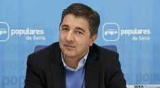 Jesús Peregrina, secretario del PP provincial y alcalde de Arcos. / SN