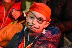 Percusión, teatro y mucho disfraz infantil