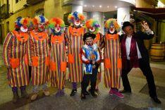 Disfraces de este carnaval de 2016 en la capital soriana/ Ana Isla