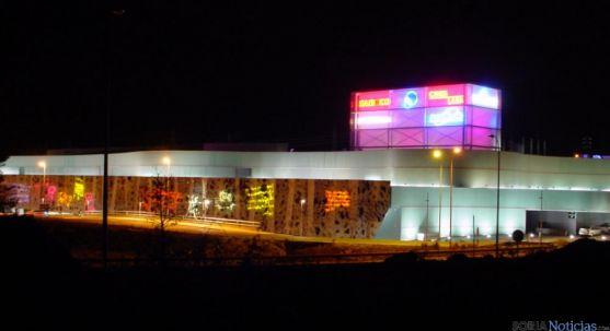 Centro comercial Camaretas.
