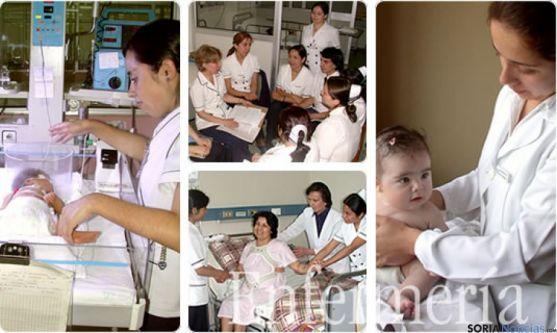 Enfermería, una titulación apreciada en el exterior de España