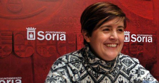 La concejal de Acción Social este jueves./SN