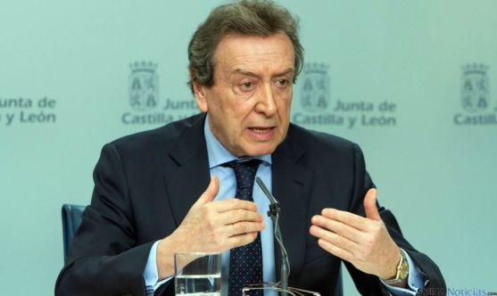 José Antonio de Santiago-Juárez, consejero de la Presidencia. / Jta.