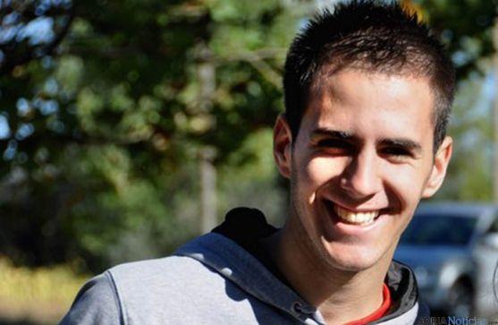 Diego Barranco en su perfil de Twitter.