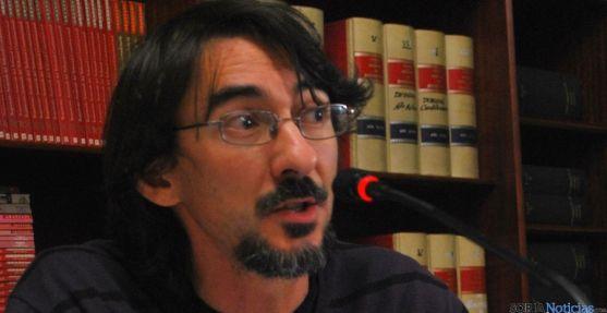 El concejal de Sorian@s, Luis Alberto Romero. / SN