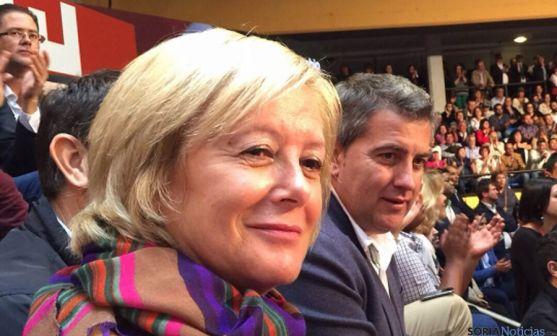 María Irigoyen y Javier Antón.