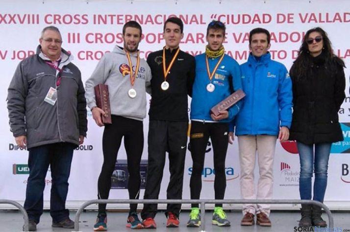 Dani Mateo, ganador del II Gran Premio de Castilla y León