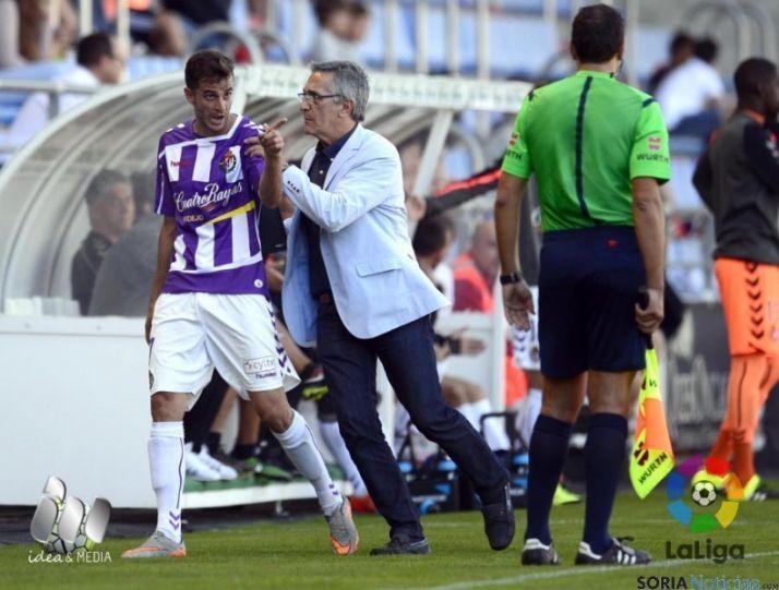En el partido de ida, dos jugadores pucelanos fueron expulsados.