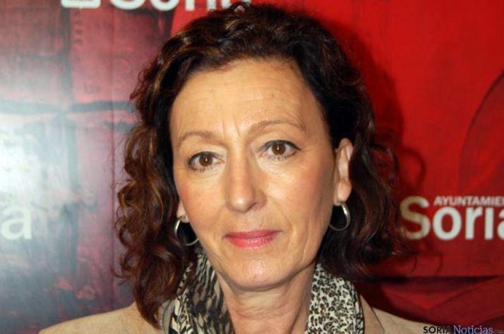 La concejal del PP, María Pérez. / Ayto.