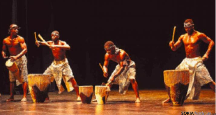 Foto 1 - El Campus acoge el día 10 un espectáculo de black dance con 'Af Ndanza'