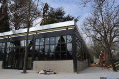El reformado establecimiento estará abierto esta primavera.