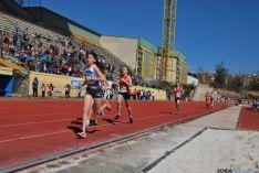 Foto 3 - La primera jornada de atletismo en pista al aire libre se celebra en Los Pajaritos