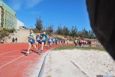 Foto 4 - La primera jornada de atletismo en pista al aire libre se celebra en Los Pajaritos