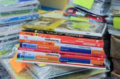 Más de 77.000 beneficiarios en las ayudas para libros de texto.