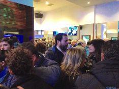 El bar café Torero abre con dos ambientes