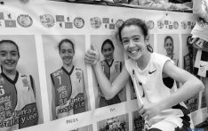 Paula Hoyuelos, jugadora de la selección./SN