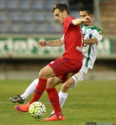 Foto 3 - Al Numancia le sabe a poco el empate frente al Córdoba (1-1)