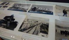 Fotografías que se pueden ver en la exposición.