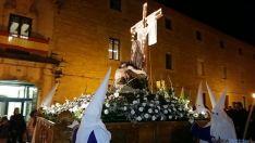 Imagen de la procesión este Lunes Santo.