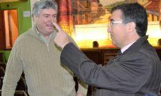 Visita del director general al Teatro de Navaleno