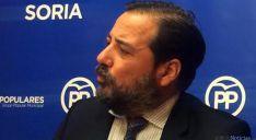 El concejal popular José Manuel Hernando, este lunes.