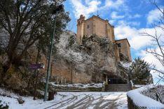 Soria nevada. /Ana Isla