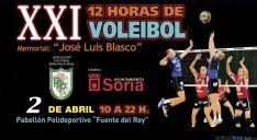 El torneo, el 2 de abril.
