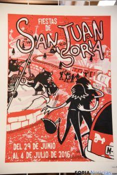 Carteles San Juan a concurso.