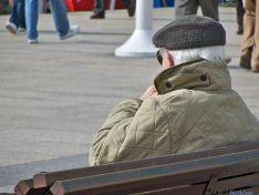 La pensión media sube un 2,2%./SN