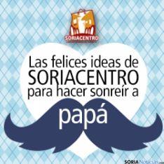 Día del padre en SoriaCentro