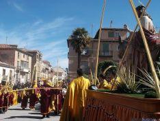 Domingo de Ramos en El Burgo