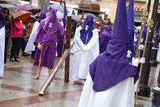 Procesión de las Siete Palabras de Jesús en la Cruz. /Ana Isla