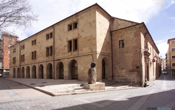 Instituto Machado de Soria.