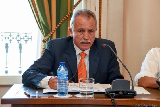 José Antonio de Miguel, uno de los dos diputados de Ciudadanos.