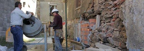 La Junta también subvenciona la rehabilitación de viviendas.