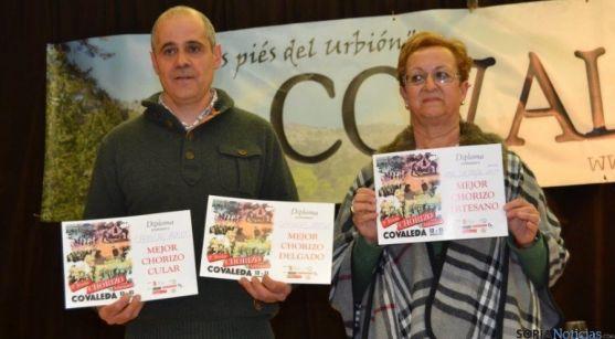 Ganadores del Concurso 'El Mejor Chorizo del Mundo'